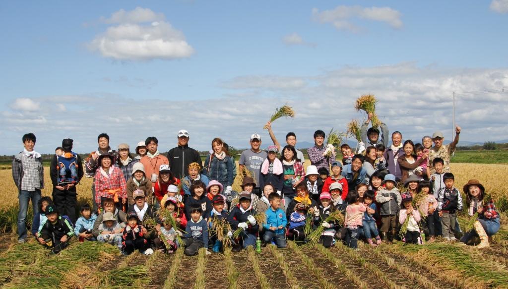 2016年も稲刈りイベント開催します!参加者募集中(10月16日)