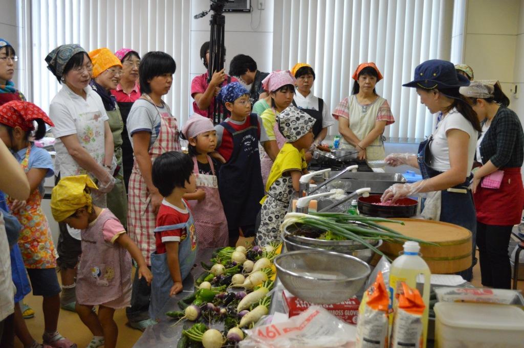 札幌・石狩で農業体験&料理体験